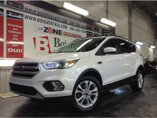 Used 2017 Ford Escape ESCAPE SE AWD ECOBOOST TOIT PANO ATTACHE REMORQUE for sale in Blainville, QC