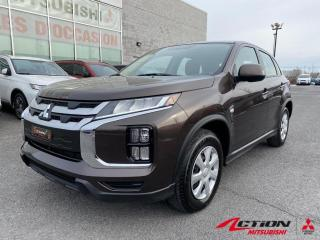 Used 2020 Mitsubishi RVR ES AWC+BLUETOOTH+APPLE CARPLAY/ANDROID+CAMÉRA RECU for sale in St-Hubert, QC