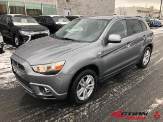 Used 2012 Mitsubishi RVR SE AWC+A/C+AUTOMATIQUE+MAGS 16+GR. ÉLECTRIQUE+BLUE for sale in St-Hubert, QC