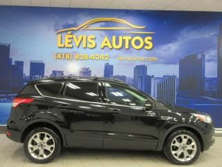 Used 2013 Ford Escape SEL AWD CUIR TOIT PANO BLUETOOTH TOUT EQ for sale in Lévis, QC