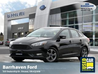 Used 2018 Ford Focus SE for sale in Ottawa, ON