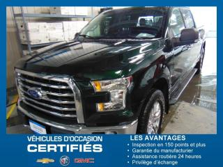Used 2016 Ford F-150 SUPER CREW for sale in Amos, QC