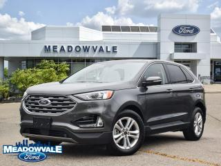 Used 2020 Ford Edge SEL for sale in Mississauga, ON