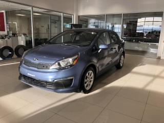 Used 2016 Kia Rio LX for sale in Beauport, QC