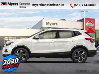 New 2020 Nissan Qashqai FWD SV  - Sunroof for sale in Kanata, ON