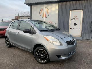 Used 2008 Toyota Yaris ***LE,AUTOMATIQUE,BAS KILO,MAGS*** for sale in Longueuil, QC