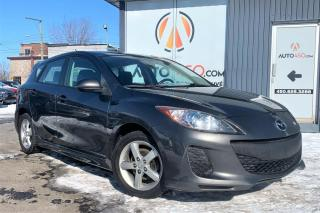 Used 2013 Mazda MAZDA3 Sport **GS-SKY,AUTOMATIQUE,ÉQUIPÉ,MAGS,A/C,** for sale in Longueuil, QC