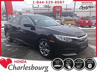 Used 2016 Honda Civic LX**AUTOMATIQUE**UN PROPRIÉTAIRE** for sale in Charlesbourg, QC