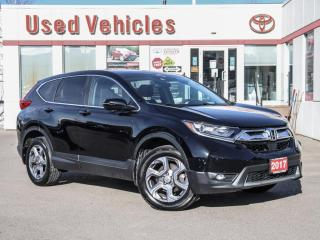 Used 2017 Honda CR-V EX AWD SUNROOF HEAT SEATS for sale in North York, ON