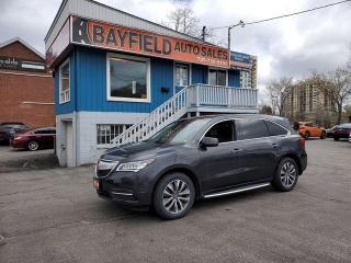Used 2014 Acura MDX Navigation **Only 63k!!** for sale in Barrie, ON