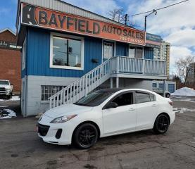 Used 2012 Mazda MAZDA3 Sedan **Auto/Air/Only 118k!** for sale in Barrie, ON