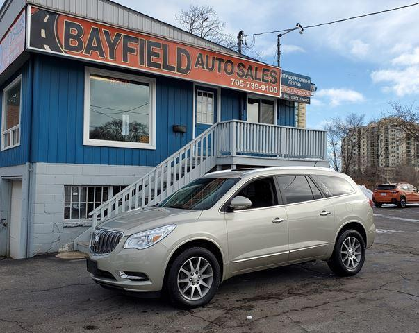Used 2014 Buick Enclave Leather Remote Start Only 75k For Sale In Barrie Ontario Carpages Ca