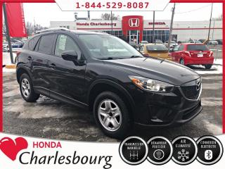 Used 2015 Mazda CX-5 GX ***MANUEL*** for sale in Charlesbourg, QC