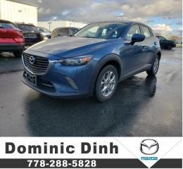 Used 2018 Mazda CX-3 GS FWD at for sale in Richmond, BC