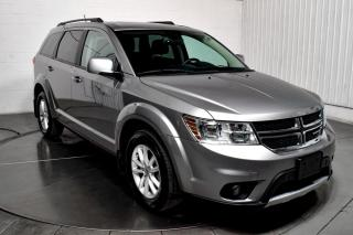 Used 2017 Dodge Journey SXT AWD AIR CLIMATISÉ MAGS TV-DVD GPS TOIT for sale in Île-Perrot, QC