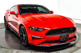 Used 2019 Ford Mustang COUPE ECOBOOST A/C MAGS CAMERA DE RECUL for sale in Île-Perrot, QC