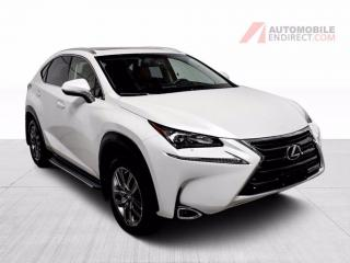 Used 2015 Lexus NX 200t Awd Cuir Toit Mags for sale in Île-Perrot, QC