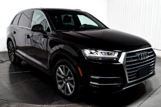 Used 2017 Audi Q7 TECHNIK 3,OT AWD CUIR TOIT PANO GPS for sale in Île-Perrot, QC