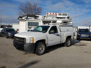 Used 2011 Chevrolet Silverado 1500 WT for sale in Barrie, ON