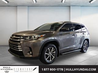 Used 2018 Toyota Highlander AWD XLE for sale in Gatineau, QC