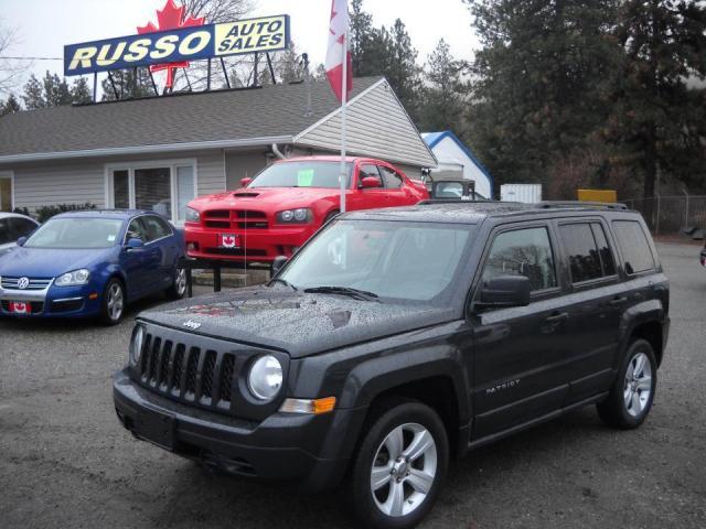 2011 Jeep Patriot north