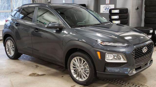 2021 Hyundai KONA 2.0L AWD Luxury