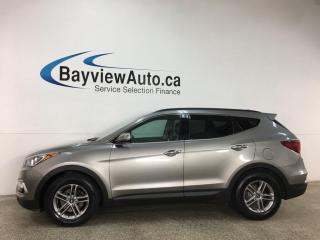 Used 2018 Hyundai Santa Fe Sport 2.4 Luxury - AWD! PANOROOF! HTD LEATHER! for sale in Belleville, ON