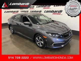 Used 2020 Honda Civic LX|DEMO|AUTOMATIQUE| for sale in Montréal, QC