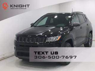 New 2021 Jeep Compass 80th Anniversary | Leather | Sunroof | Navigation | for sale in Regina, SK