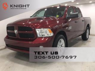 New 2021 RAM 1500 Classic Express Crew Cab | Sub Zero Package | for sale in Regina, SK