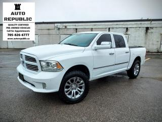 Used 2014 RAM 1500 Longhorn LIMITED for sale in Orillia, ON