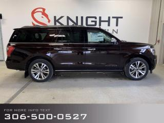 New 2021 Ford Expedition Platinum Max for sale in Moose Jaw, SK