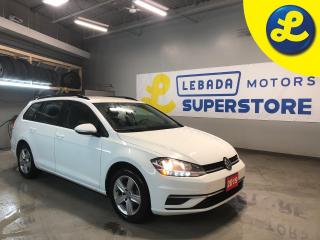 Used 2019 Volkswagen Golf Comfortline DSG 4MOTION * Apple Car Play / Android Auto * Hands Free Calling * Heated Mirrors * Heated Seats * Back Up Camera * Blind Spot Assist * Re for sale in Cambridge, ON