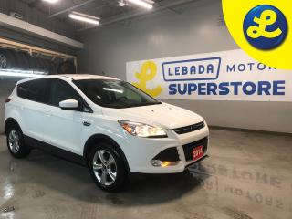 Used 2014 Ford Escape SE * Back Up Camera * Remote Start * Hands Free Calling * MicroSoft Sync * Heated Cloth Seats * Cruise Control * Steering Wheel Controls * for sale in Cambridge, ON