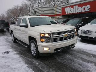 Used 2014 Chevrolet Silverado 1500 High Country Crew Cab 4WD for sale in Ottawa, ON