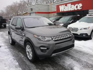 Used 2017 Land Rover Discovery Sport HSE for sale in Ottawa, ON