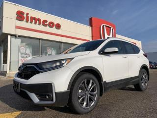 New 2021 Honda CR-V Sport for sale in Simcoe, ON