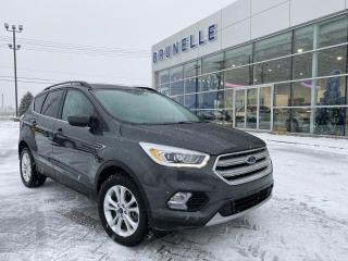 Used 2018 Ford Escape SEL AWD CUIR 8 pneus for sale in St-Eustache, QC