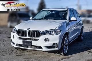 Used 2016 BMW X5 Edrive xDrive40e PLUG-IN HYBRID! ACCIDENT FREE! for sale in Bolton, ON