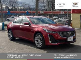 New 2021 Cadillac CTS Premium Luxury You Pay What We Pay! for sale in Burnaby, BC