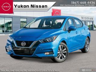 New 2021 Nissan Versa SV for sale in Whitehorse, YT