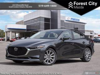 New 2021 Mazda MAZDA3 GT for sale in London, ON