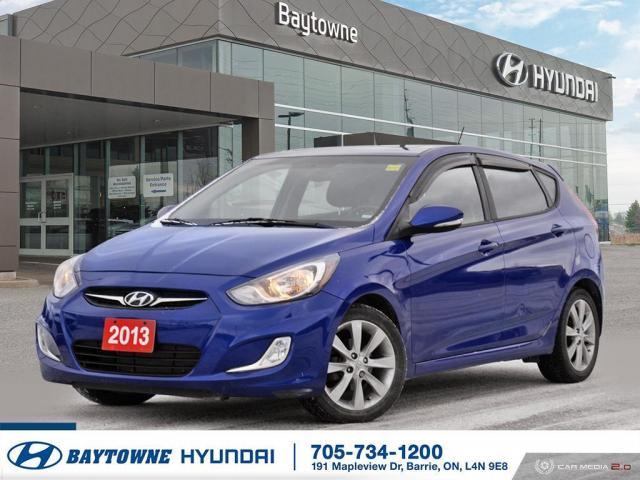 2013 Hyundai Accent 5Dr GLS at
