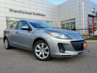 Used 2012 Mazda MAZDA3 GS-SKY ONE OWNER ACCIDENT FREE ,WELL MAINTAINED MAZDA 3 SKY. WITH SNOW RIRES ON RIMS AND ALL SEASONS ON ALL for sale in Toronto, ON