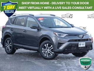 Used 2016 Toyota RAV4 LE One Owner Local Trade for sale in Welland, ON