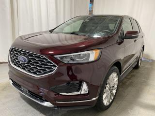 New 2020 Ford Edge Titanium for sale in Regina, SK