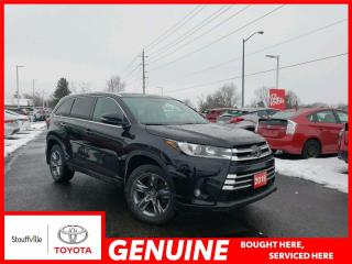 Used 2019 Toyota Highlander Limited LIMITED - 4 NEW TIRES - HEATED AND VENTILATED FRONT SEATS - MIDDLE HEATED SEATS for sale in Stouffville, ON