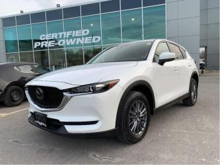 Used 2018 Mazda CX-5 GS AWD at I-ACTIVESENSE PKG! for sale in York, ON