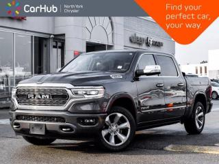 Used 2020 RAM 1500 Limited 4x4 Crew Cab 5'7