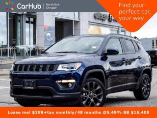 Used 2020 Jeep Compass High Altitude 4x4 Heated Seats & Wheel Alpine Audio for sale in Thornhill, ON
